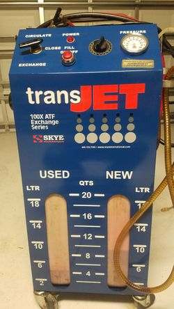 One Trans Jet 100ATF Exchange Series Thumbnail