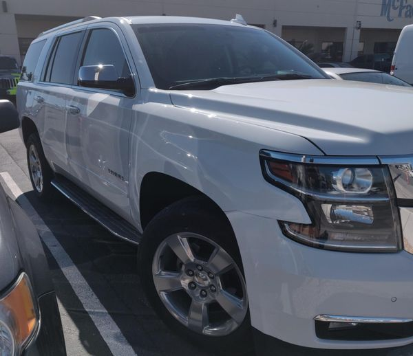 """Tahoe 20"""" Chrome Wheels And Running Boards For Sale In Las"""