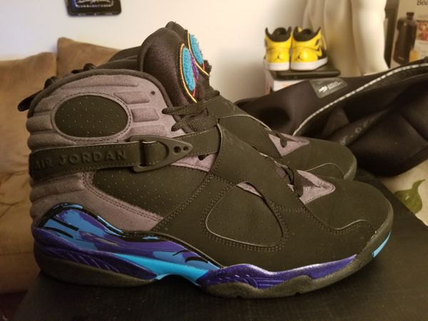 more photos b061b d6bd2 Air Jordan Retro 8  Aqua  (2015) for Sale in Lauderdale Lakes, FL - OfferUp