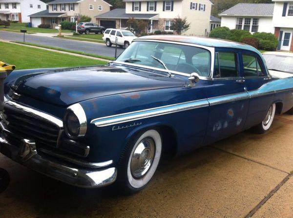 1956 Chrysler Windsor Classic Car for Sale in Newark, DE ...