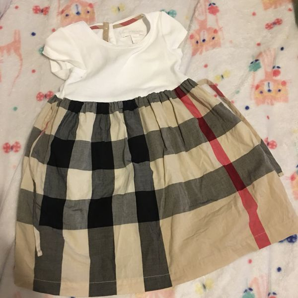 46bba0e73517 3Y BURBERRY DRESS FOR BABY GIRL for Sale in Federal Way