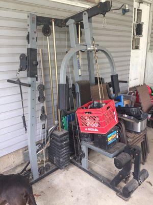 Weider Full Gym for Sale in Columbus, OH