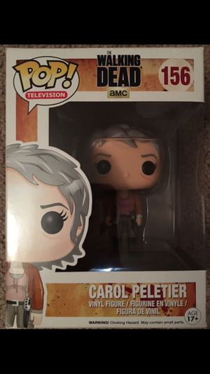 The Walking Dead Carol POP Figure for Sale in Herndon, VA