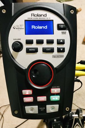 Roland TD-11KV V-Compact Electronic Drum Kit for Sale in Annandale, VA