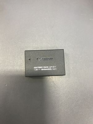 Canon Battery LP-E17 for Sale in Columbus, OH