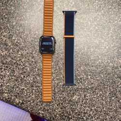 Apple Watch Series 6 44mm Stainless - Graphite Thumbnail