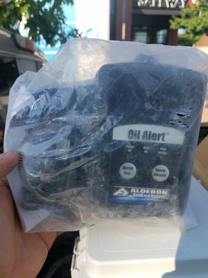 Oil alert -sump control for Sale in Silver Spring, MD
