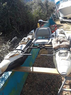 New and Used Pontoon boat for Sale in Wilmington, NC - OfferUp