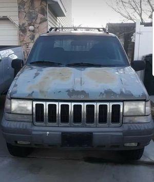 Photo 1996 jeep grand Cherokee Laredo 4.0