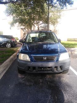 1997 Honda Cr-v Thumbnail