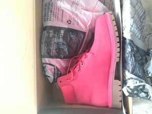 Pink Timberlands for Sale in Chevy Chase, MD