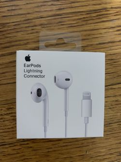 iPhone EarPods to Lightning Wired for iPhone 7/8/X/11/12 Series Bluetooth  Thumbnail