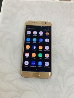 Samsung Galaxy S7 (32 GB) Excellent Condition With Warranty Thumbnail