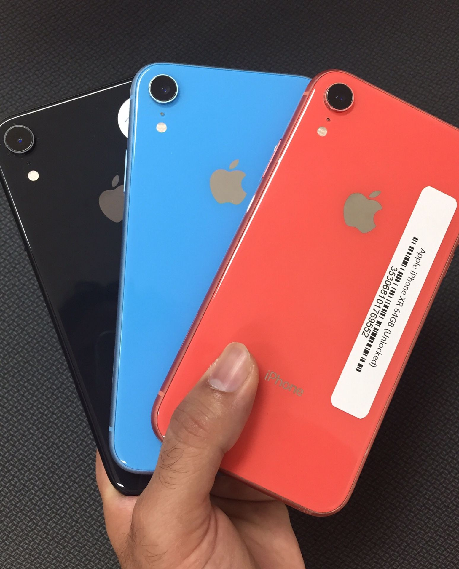 iPhone XR Unlocked Like New Condition with 30 Days Warranty