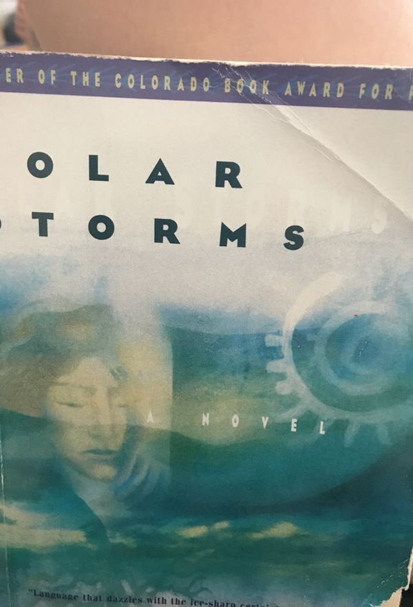 solar storms hogan linda