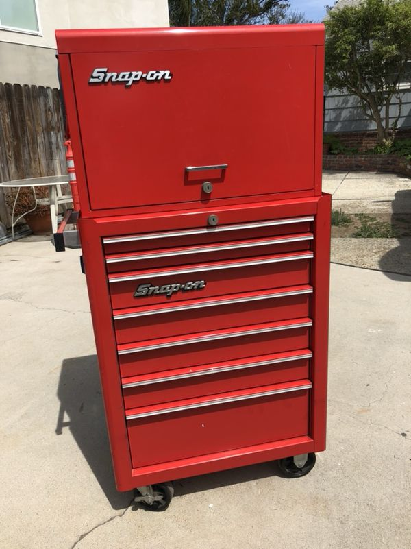 Snap-on KRA4007 & KRA59K Rolling Tool Box & Top Chest for Sale in Long  Beach, CA - OfferUp