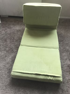 Convertible flip chair - 4 positions - Can be used as a bed for Sale in Cleveland, OH