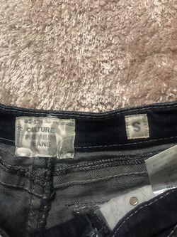 Premium Culture jean shorts Thumbnail