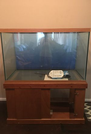Large glass tank for Sale in Tampa, FL