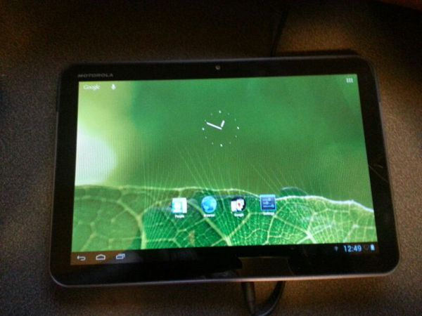 Motorola tablet xoom for Sale in Chicago, IL - OfferUp