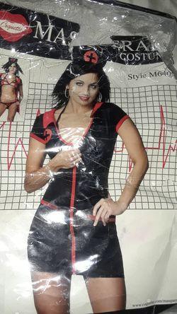 Sexy nurse costume size M/L Thumbnail
