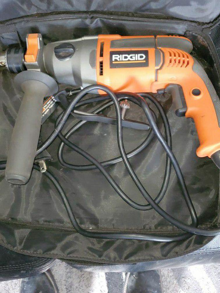 Ridgid Hammer Drill