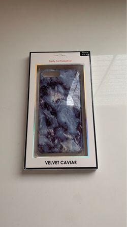 Velvet Caviar iPhone 8 / 7 plus Blue marble Thumbnail