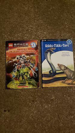 2 Separate Books - Reading Level 3 Thumbnail