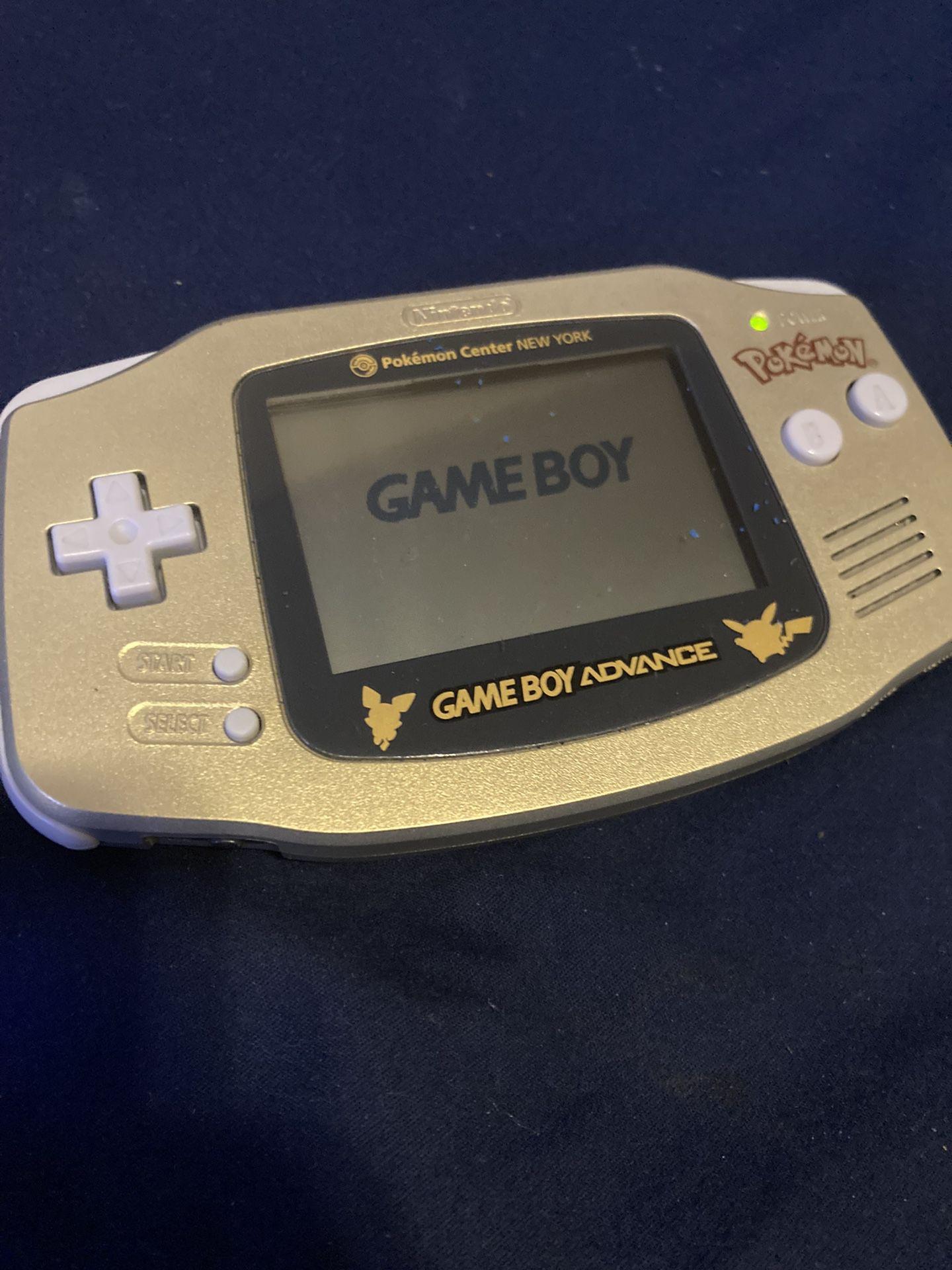 Pokémon Game boy Advance Like New