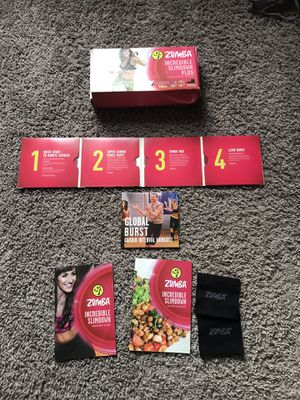 Zumba DVD Sets for Sale in Columbus, OH