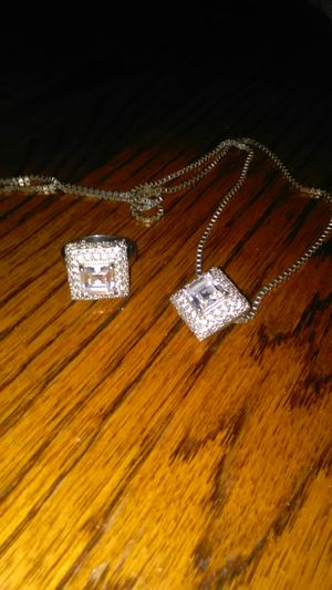 Necklace and Ring setd for Sale in Barryton, MI