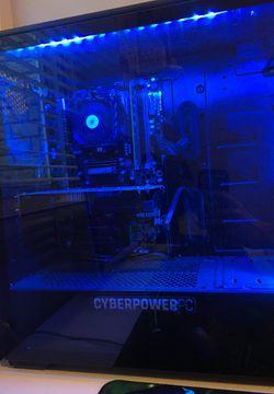 Cyber power Custom built Gaming pc Thumbnail