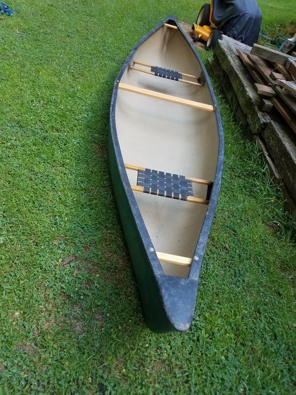 Wenonah Prospector 15 Royalex Canoe for Sale in Sanford, NC - OfferUp