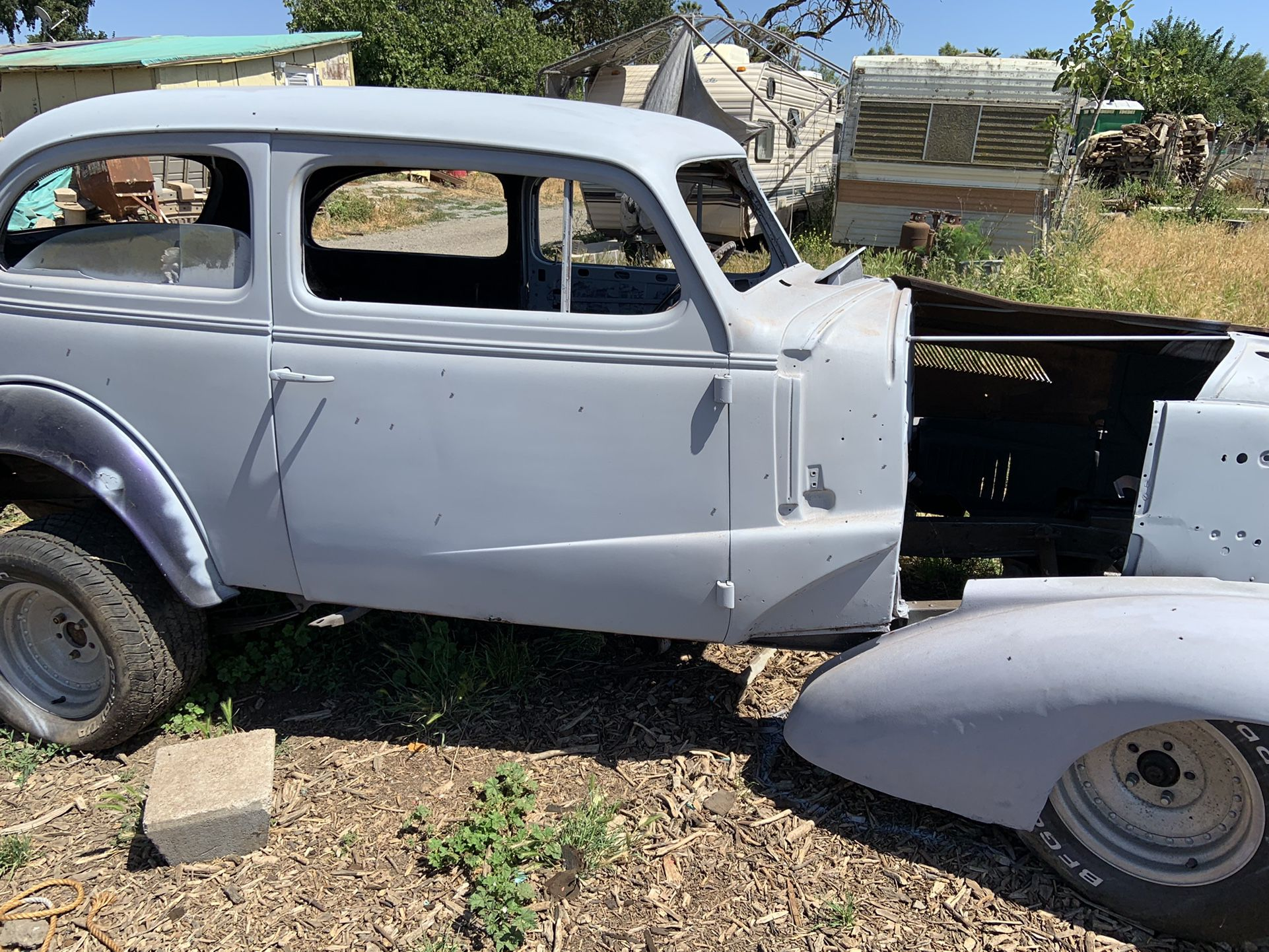 Photo 1937 Chevy Sedan