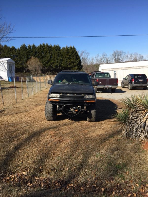 98 Chevy Blazer 4x4 For Sale In Woodruff Sc Offerup