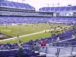 Ravens/Steelers Nov 4 LOWER LEVEL 3 Tickets for Sale in Pittsburgh, PA