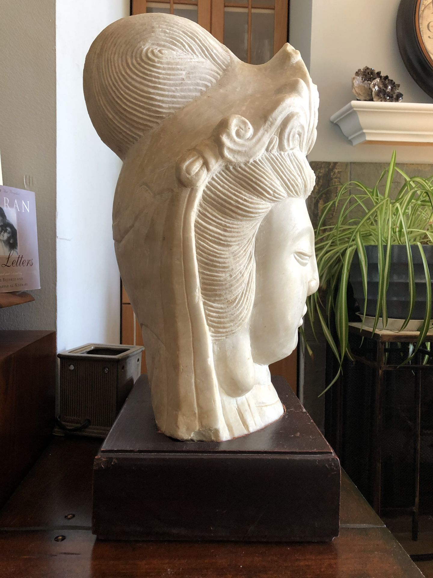 Marble Sculpture - Pre WWII
