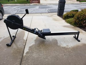 Photo Concept 2 Rower PM3 Monitor Black Crossfit Rower Cardio Home Gym