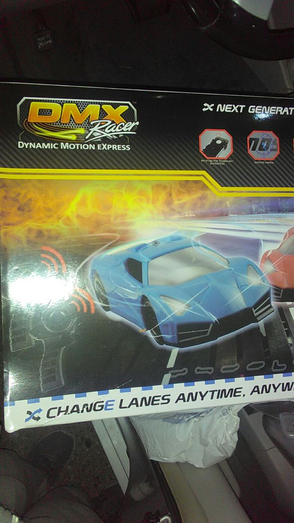 DMX Racer, Next generation slot cars for Sale in Hesperia, CA - OfferUp