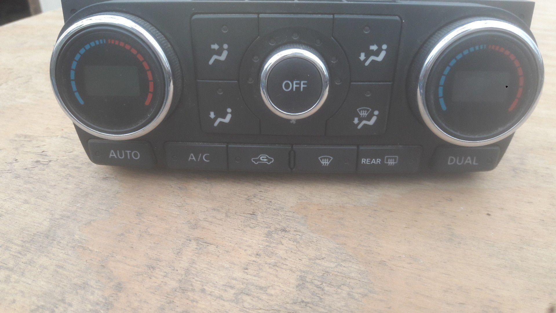 control de aire de nissan 2000 a 2010