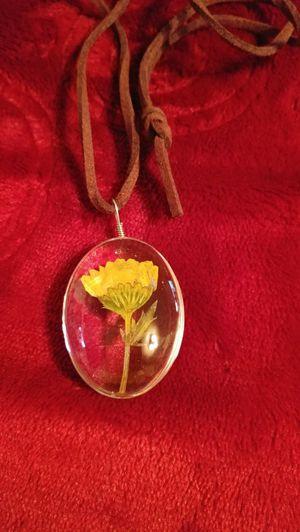 Incased yellow flower for Sale in South Salt Lake, UT