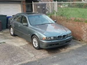 2003 BMW 525i for Sale in Mount Rainier, MD