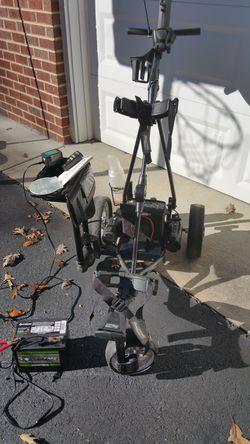 Bad boy electric golf cart Thumbnail