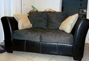 Couch and matching loveseat for Sale in Silver Spring, MD