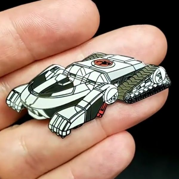 ThunderTank Thundercats Lapel Pin for Sale in Rancho Santa Margarita, CA -  OfferUp