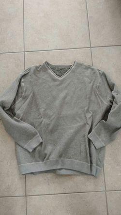 Gray Tommy Bahama XXL sweater Thumbnail