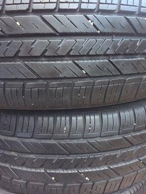 225 65 17 goodyear pair of 2 tires for Sale in Manassas, VA