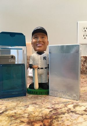 Discontinued Very Difficult to Find Derek Jeter Driven Cologne for Sale in Myrtle Beach, SC