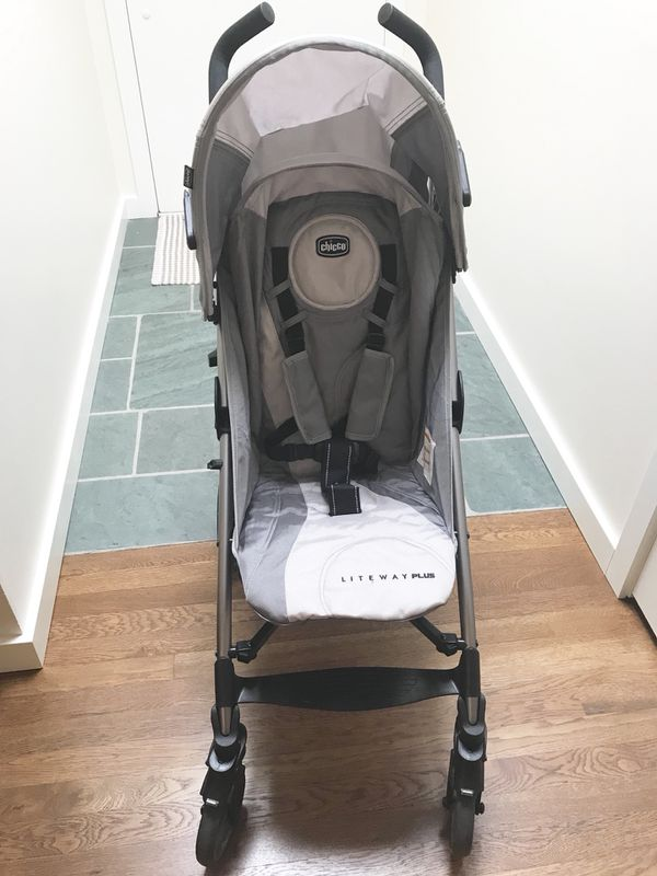 a81f757b9 Chicco Liteway Plus 2-1 Stroller for Sale in Bellevue, WA - OfferUp