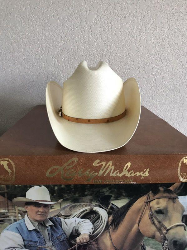 Brand new Larry Mahan s hat 500X for Sale in Helotes 752583748cb